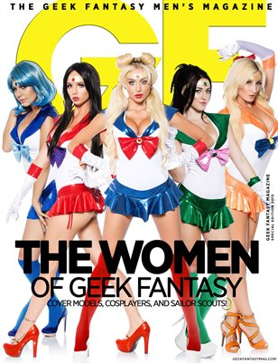 2015 Special Edition - The Women of Geek Fantasy