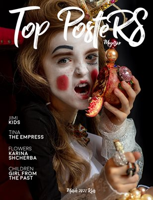 TOP POSTERS MAGAZINE- MARCH KIDS