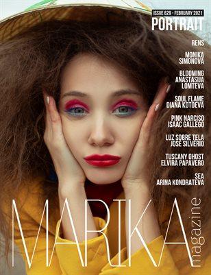 MARIKA MAGAZINE PORTRAIT (ISSUE 629 - February)