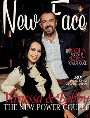 New Face Fashion Magazine - Issue 23, November '18