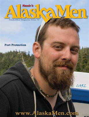 AlaskaMen Magazine Issue #50