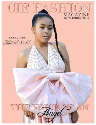 CIE Fashion Magazine Youth Edition Series Vol.2 Feat. Alondra Santos