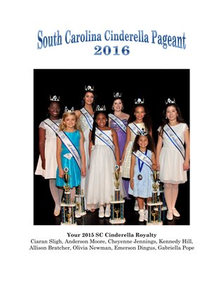 2016 SC Cinderella Program
