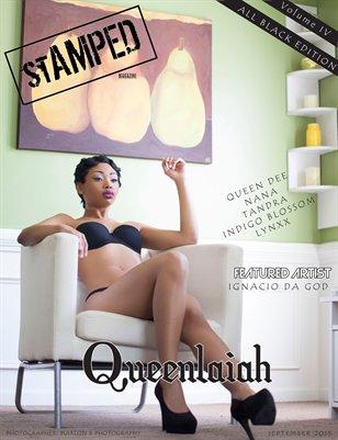 GEI DMV presents STAMPED Magazine Volume IV