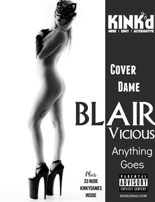 Kink'd Jan 2019 - Anything Goes..ft. Blair Vicious