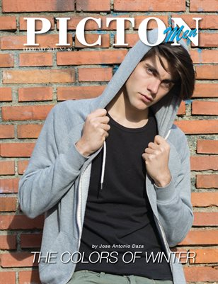 Picton Magazine FEBRUARY 2019 N40 MEN Cover 3