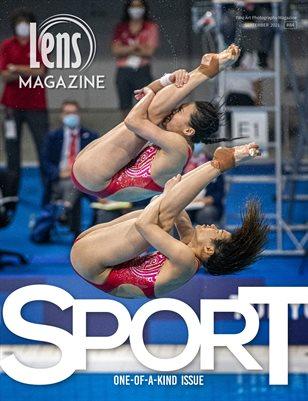 Lens Magazine September 2021 Issue #84 Sports Photography