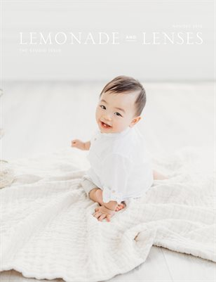 Lemonade & Lenses Studio Issue (NOV/DEC 2018)