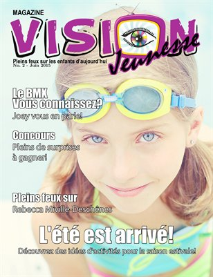 Magazine Vision Jeunesse #2