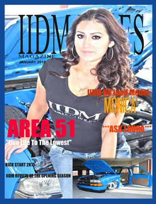 IIDM Rides - January 2015 Issue