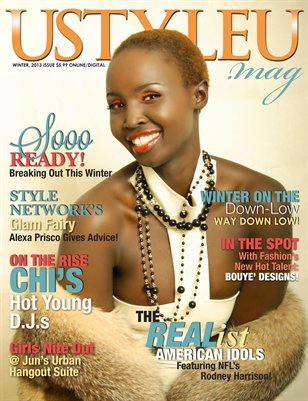 uStyleu Mag Winter 2013 Issue