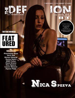 TDM:Ink Nica Speeva Nov 2019 issue 2 cover3