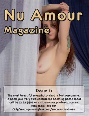 Nu Amour Magazine Issue 5