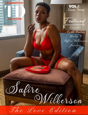 The Definition of Love: Safire Wilkerson Vol.1 Cover 3