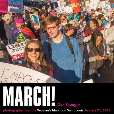 MARCH! photos from the Woman's March on Saint Louis