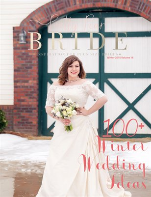 Pretty Pear Bride Magazine Winter Issue 2015