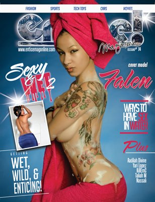 sexy & wet 2 (cover 1 of 3)