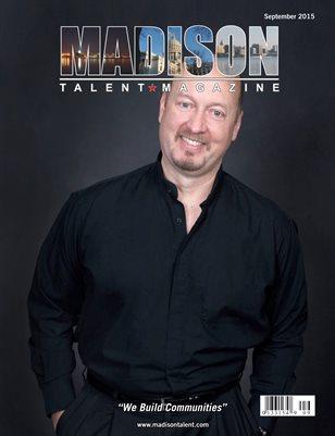 Madison Talent Magazine September 2015 Edition