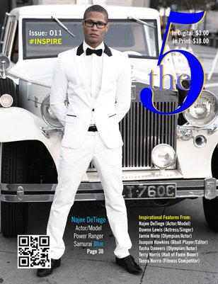 The 5 Magazine | Issue 011 | #INSPIRE