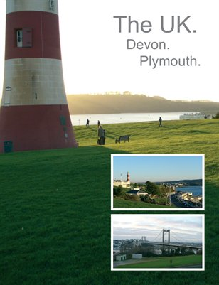 The UK. Devon. Plymouth