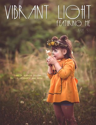 Vibrant Light Magazine: Featuring Me Issue 5