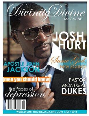 Divinity Divine Magazine July