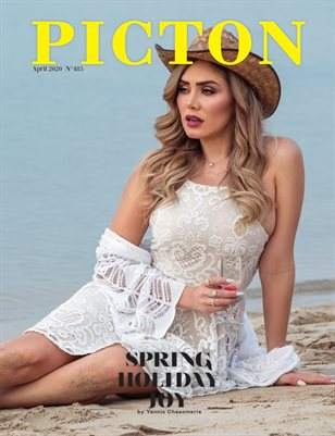 Picton Magazine APRIL 2020 N485 Cover 2