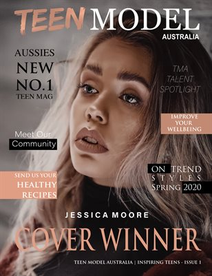 Teen Model Australia Issue 1