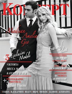 Koncept Magazine June 2014