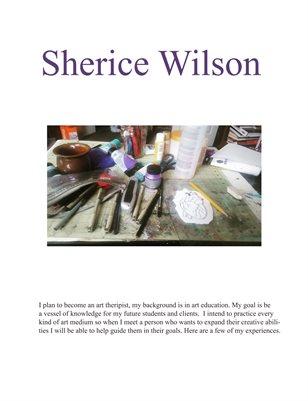 Sherice Wilson