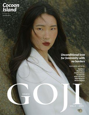 GOJI MAGAZINE ISSUE 8 VOL.3 2021
