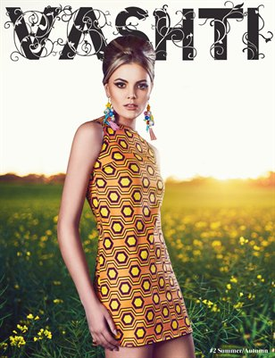 Vashti Magazine Issue 2