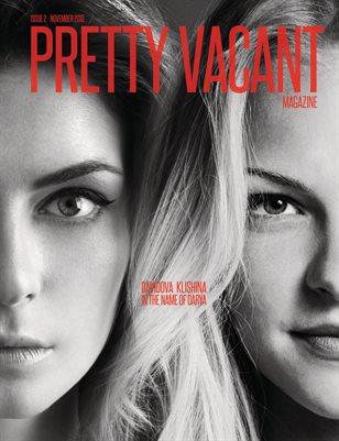Pretty Vacant Magazine - 2