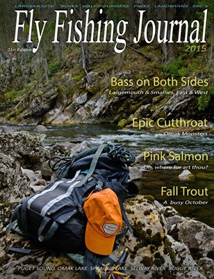 Fly Fishing Journal 2015