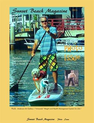 Sunset Beach Magazine Photo Issue
