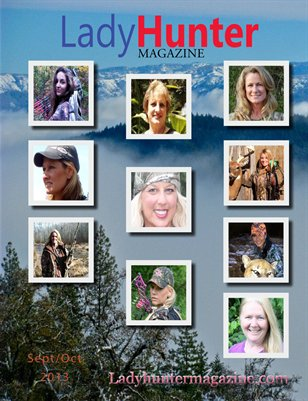 Lady Hunter Magazine Sept-Oct 2013