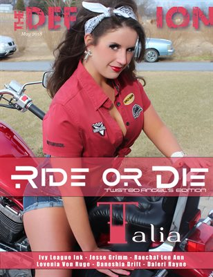 The Definition: Twisted Angels Ride or Die Edition Talia Cover