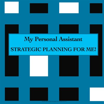 STRATEGIC PLANNING FOR ME! My Personal Asssistant Series