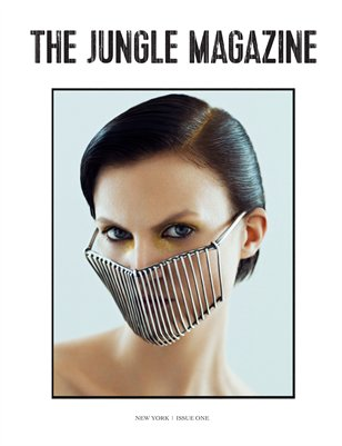 THE JUNGLE MAGAZINE ISSUE ONE
