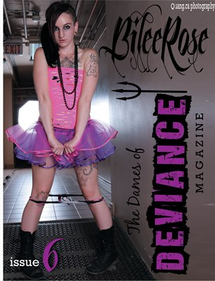 Dames Of Deviance Issue 6