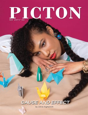 Picton Magazine May 2019 N104 Cover 1