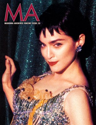 Madonna Archives Fanzine Issue 25