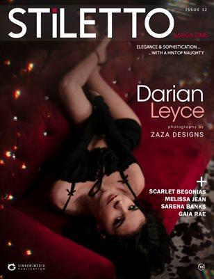 STiLETTO Magazine 12 Ft. Darian Leyce