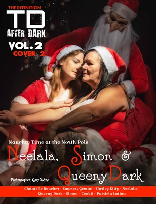 TDMAfter Dark Neelala - Queeny Dark - Simon Xmas vol2 cover 2