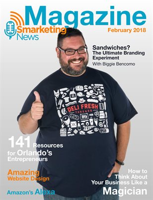 Smarketing News Magazine February 2018