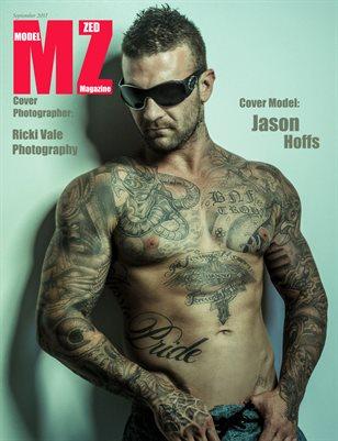 Model Zed Magazine September 2017