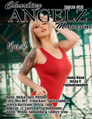 Charliez Angelz Issue #18 - Narsil