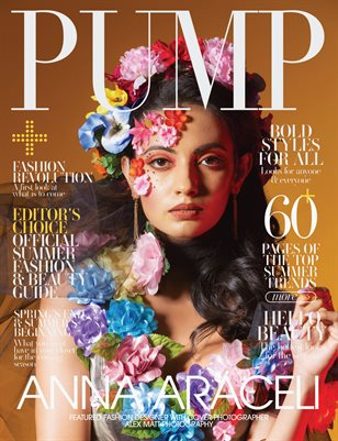 PUMP Magazine | The Trend Issue | Vol.3 | May 2021