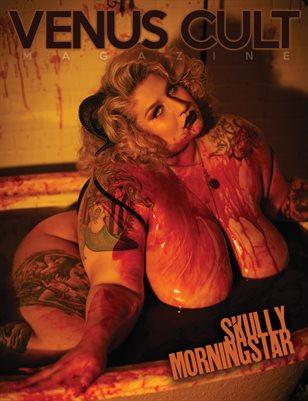 Venus Cult No.40 – Skully Morningstar Cover