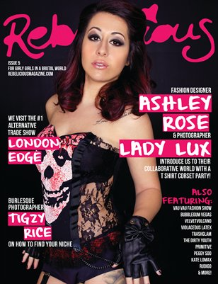 Rebelicious Issue #5